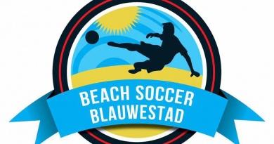Beach Soccer Blauwestad & scheidsrechtersvereniging Oldambt en Veenkoloniën.