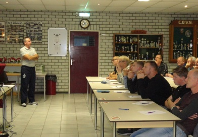 KNVB Thema bijeenkomsten