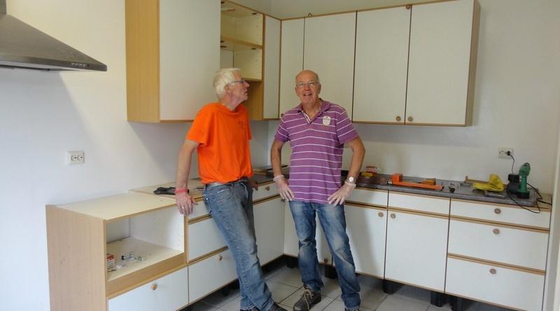 Keuken renovatie de neutrale hoek covssov