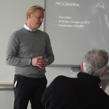 Workshop Kevin Blom