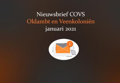 Nieuwsbrief januari 2021